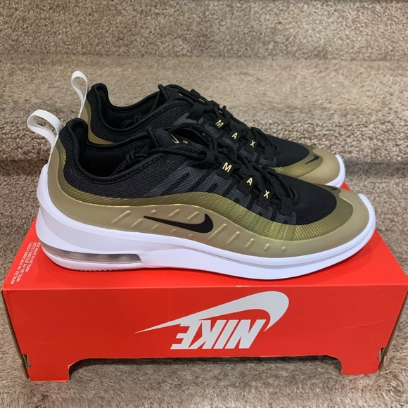 Nike Shoes | Nike Air Max Axis Gold